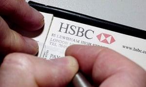 HSBC abolishes £25 fee for bounced transactions | Money