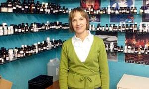 Perfumer Ruth Mastenbroek