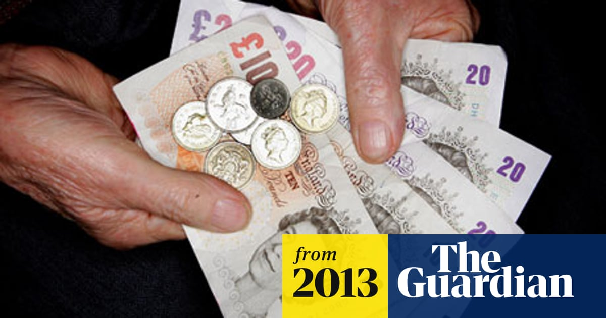 Pensioners missing out on state benefits by failing to claim