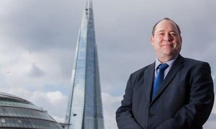 Tony Palgrave The Shard