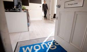 Wonga offices