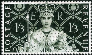 SOCIAL Stamp/Coronation