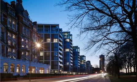 One Hyde Park in Knightsbridge, London