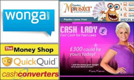 Payday loans composite