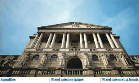 Bank of England with PF kickers
