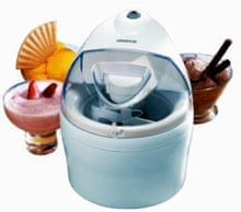 Kenwood Ice Cream Maker IM200