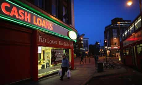 A Speedy Cash payday loans store