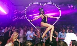 Pacha nightclub, Ibiza