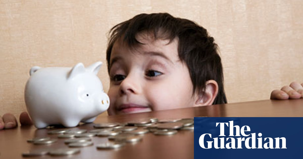 Pocket money tales: 'My son called me a disgrace for giving him only £5,000 on his 18th birthday'