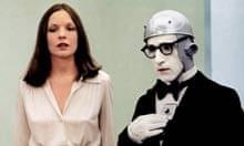 Woody Allen and Diane Keaton in Sleeper.