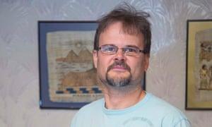 Richard Durkin of Aberdeen, has been battling PC World and HFC Bank