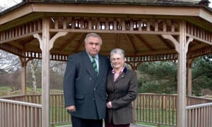 Fergus and Judith Wilson, have built up the biggest buy-to-let portfolio in the country.