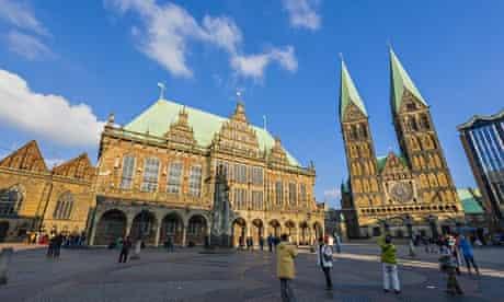 central Bremen, Germany