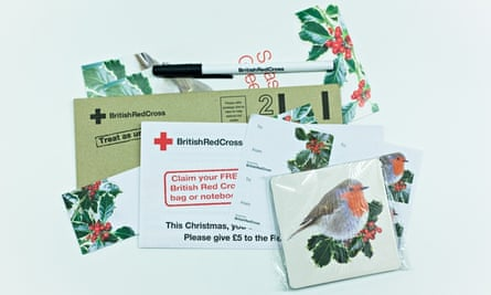 Are Gifts From Charities The Best Use Of Your Donations Charitable Giving The Guardian
