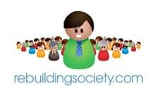 Rebuildingsociety.com logo