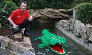 David Fautley Lego modeller