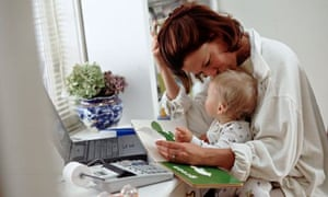 Work at home mother