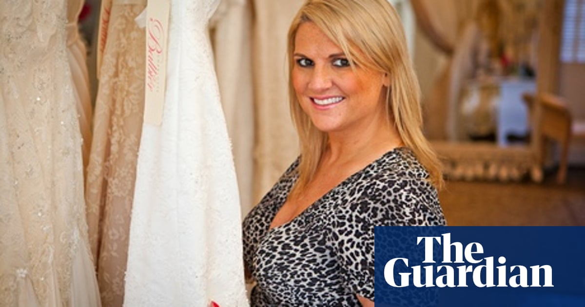 How Do I Become A Wedding Dress Designer Work Careers The Guardian