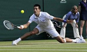 play at Wimbledon