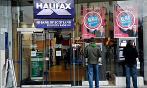 Halifax Bank Wrexham