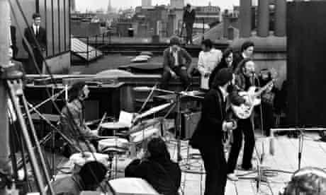 Beatles last live performance