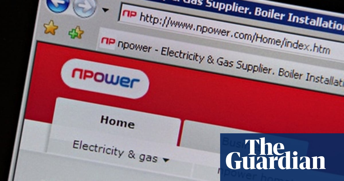 Npower's chaotic billing has left us with a £600-plus debt | Money