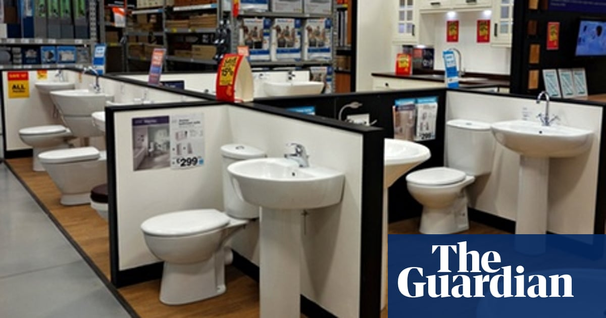 Finally putting the lid on your faulty B&Q toilet seat ...
