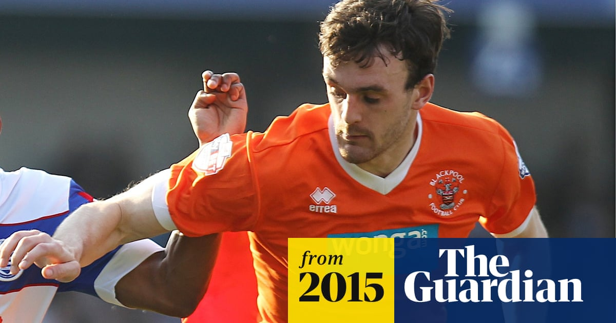 Wonga Ends Blackpool Fc Sponsorship Deal Payday Loans The Guardian