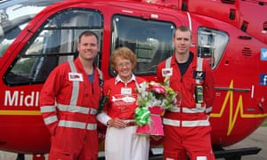 jenny ashman air ambulance