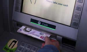 Want to make a big cash withdrawal? Don\'t bank on being allowed ...