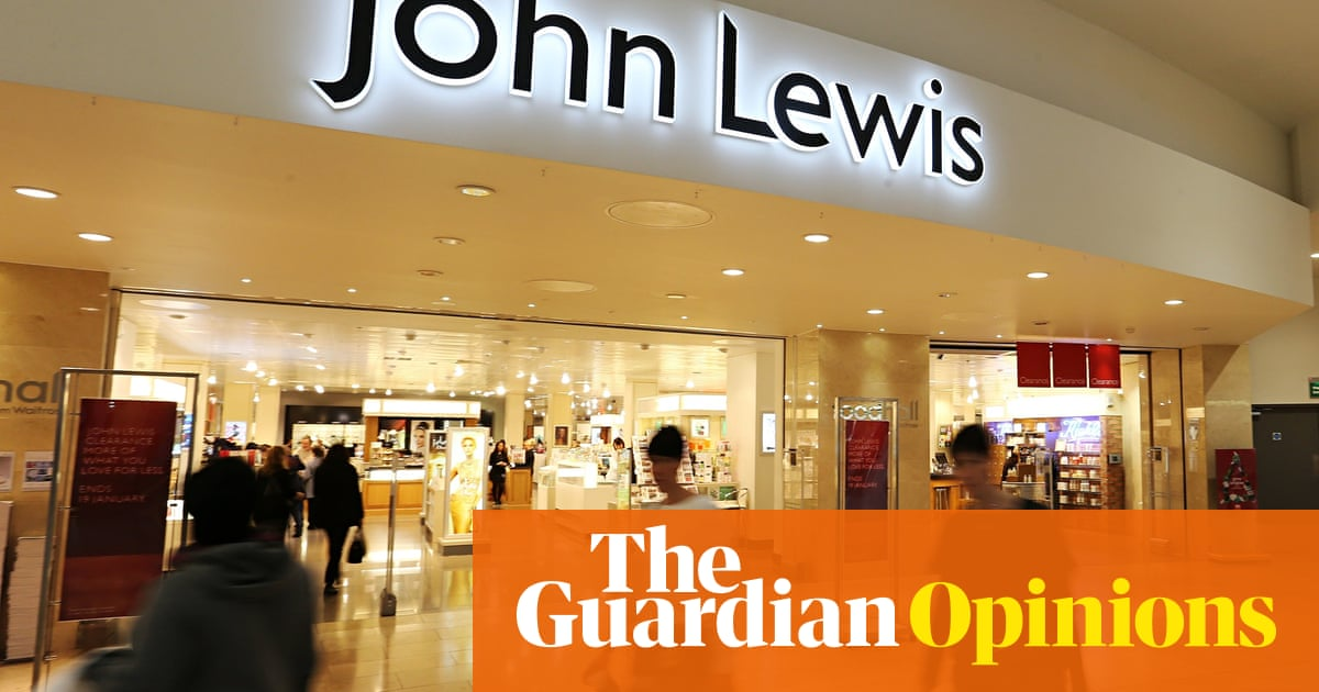 Has John Lewis lost its way? | Money | The Guardian