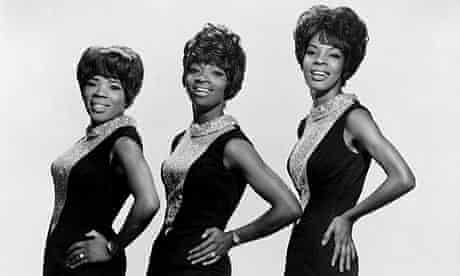 Motown artists Martha and the Vandellas