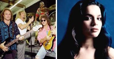 Van Halen and Norah Jones