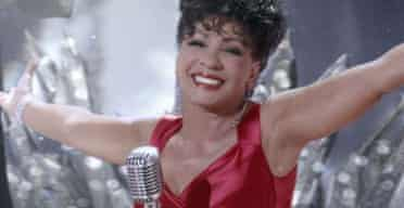 Shirley Bassey in M&S ad campaign