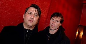 Greg Dulli and Mark Lanegan