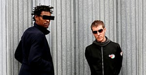 Massive Attack, Grant Marshall and Robert Del Naja