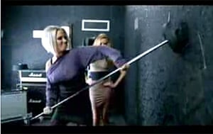 Girls Aloud/Sugababes: cashpoint