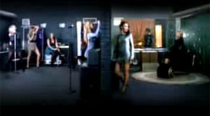 Girls Aloud/Sugababes: Dressing rooms