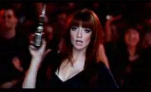 Girls Aloud/Sugababes: mic