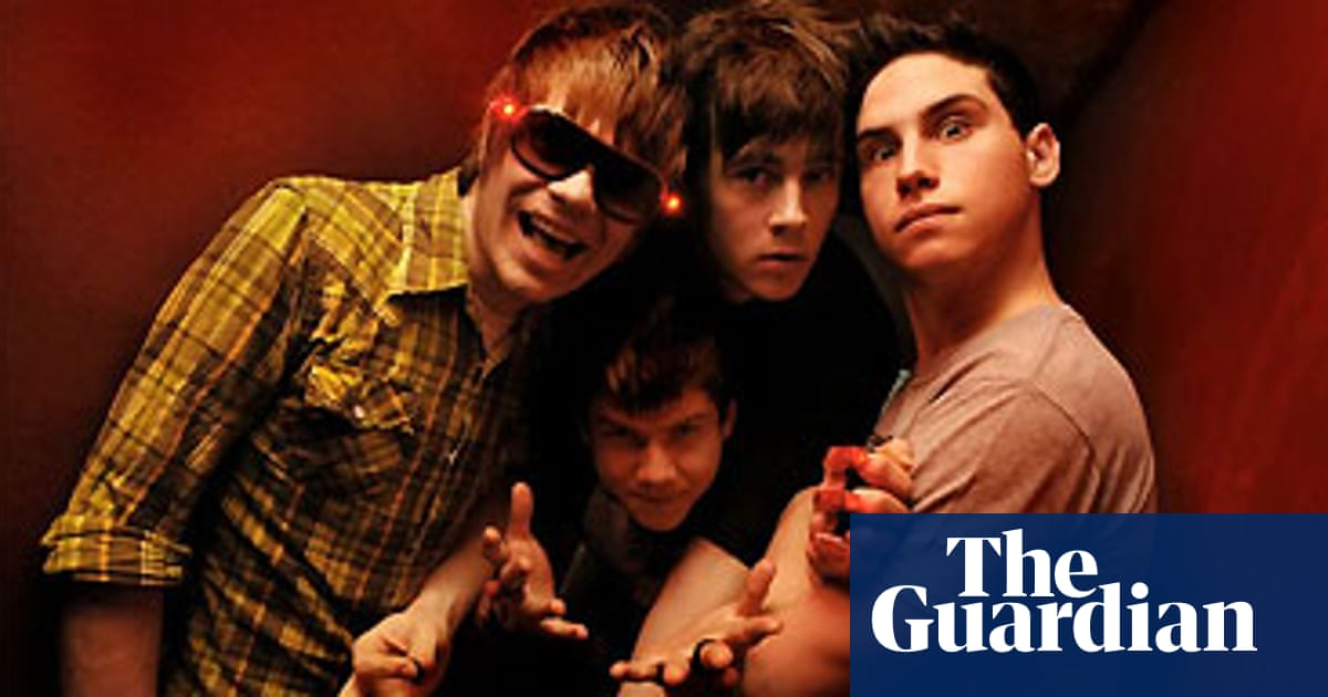 Down With The Kids Music The Guardian