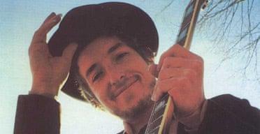 Bob Dylan - Nashville Skyline album cover