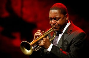 Wynton Marsalis, jazz trumpeter