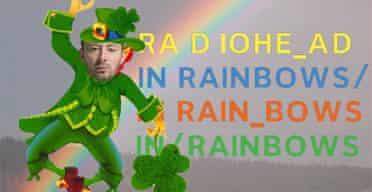 Radiohead's In Rainbows