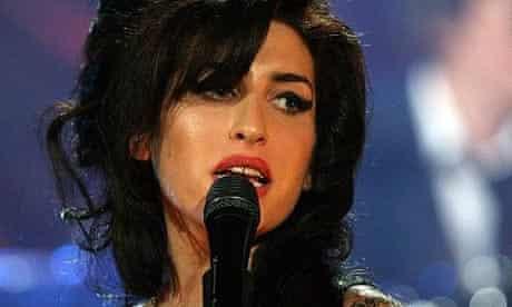 Grammys 2008: Amy Winehouse