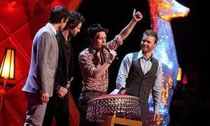 Brits 2008: Take That