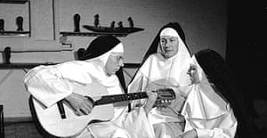 Sister Sourire, the singing nun