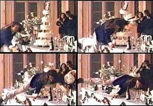 Guns N' Roses - November Rain video (cake)