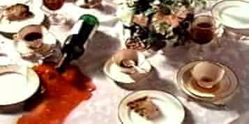 Guns N' Roses - November Rain video (wine)