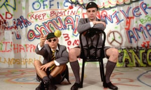 Pet Shop Boys in 1991