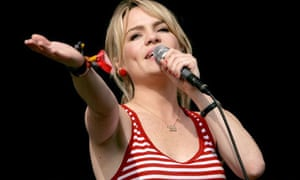 Glastonbury 2008: Duffy